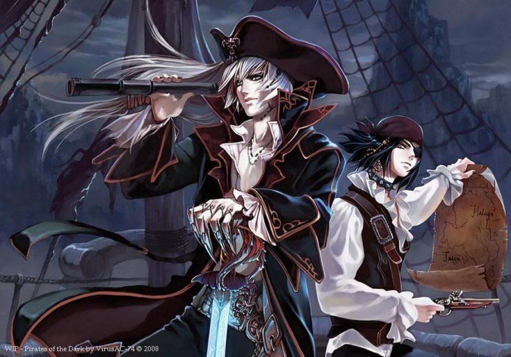 Anime Pirates