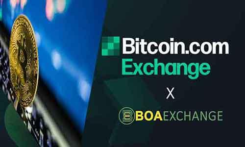 Bitcoin com, Yeni Piyasa pazarını Hedefleyerek BOA Borsasını Aldı