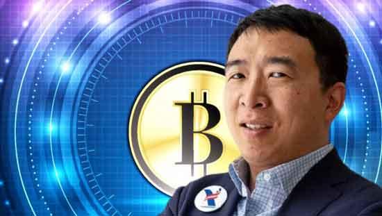 Belediye Başkan Adayı Andrew Yang New York'u Bitcoin Merkezi Yapmayı Planlıyor
